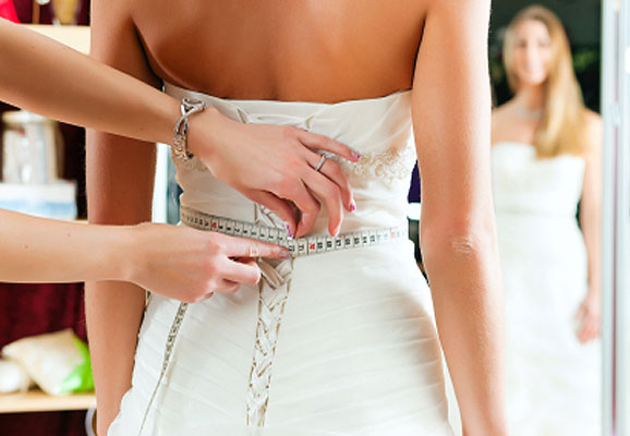 Pasos para elegir tu vestido de novia